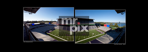 The Dawghouse Pano- Husky Stadium