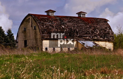 Thayer Barn (ol' Yeller)  Architectural photography by Michael Moore_MrPix.com