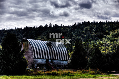 Old Barns out in the Snoqualmie Valley. Architectural and Landscape photography by Michael Moore_MrPix