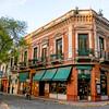 BUENOS AIRES. SAN TELMO. STREETS OF SAN TELMO.