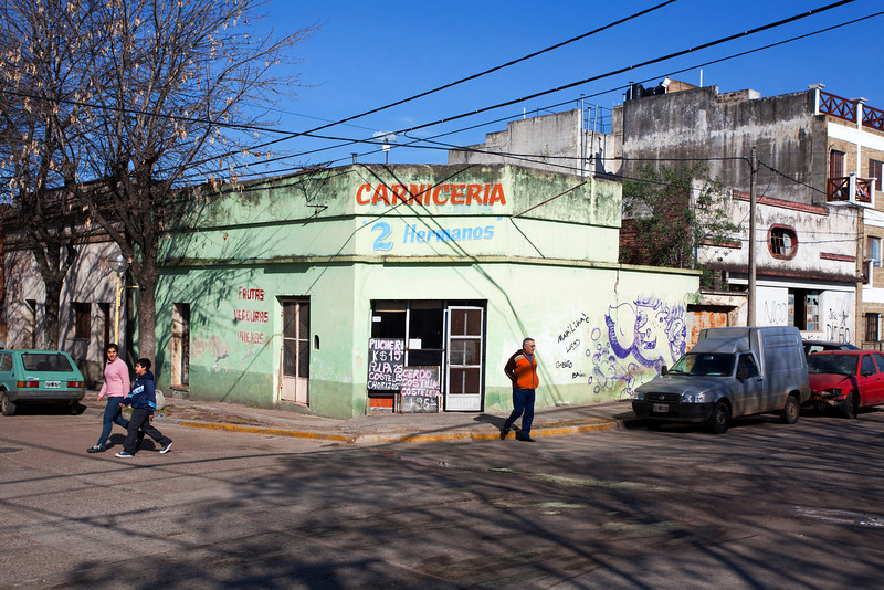 VILLAGUAY. CARNICERIA 2 HERMANOS. ENTRE RIOS.