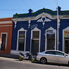 PARANA. TYPICAL COLONIAL HOUSES IN THE CENTER OF THIS PROVINCIAL TOWN. ENTRE RIOS. ARGENTINA.