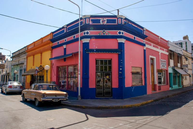 PARANA (ENTRE RIOS). CITY CENTER.