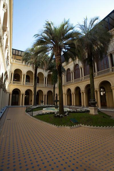 BUENOS AIRES CAPITAL. CASA ROSADA. PRESIDENTIAL PALACE. [CASA DE GOBIERNO] BUENOS AIRES.