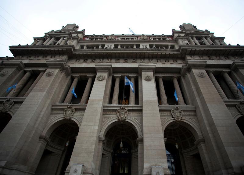 BUENOS AIRES CAPITAL. PALACIO DE JUSTICIA. BUENOS AIRES.