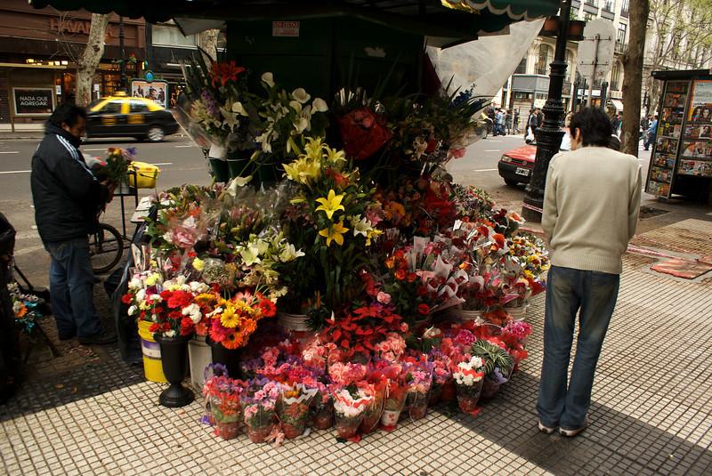 BUENOS AIRES. MICRO CENTRO. AVENIDA DE MAYO.