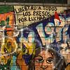 LIBERTAD A TODOS LOS PRESOS POR LUCHAR. MICROCENTRO. BUENOS AIRES.