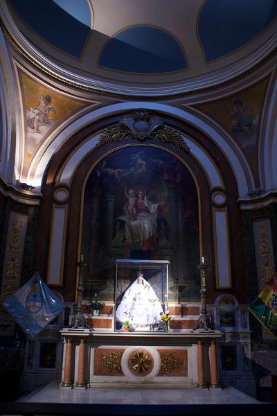 BUENOS AIRES. CHURCH.