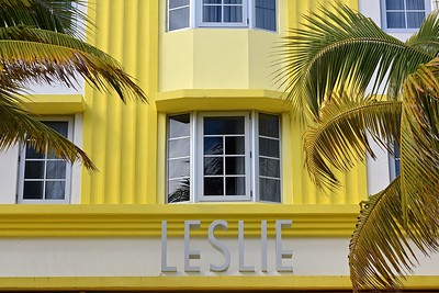 The Leslie, Ocean Drive, Miami