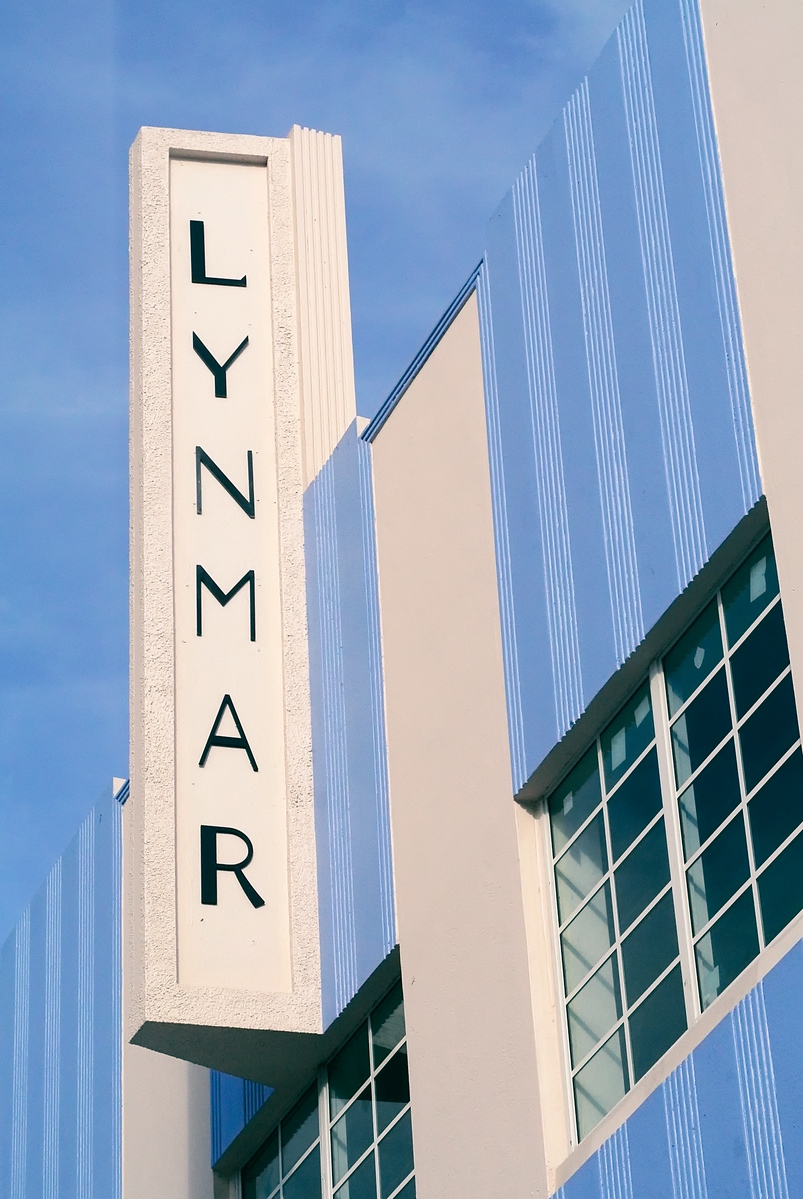 The Lymar, Ocean Drive, Miami