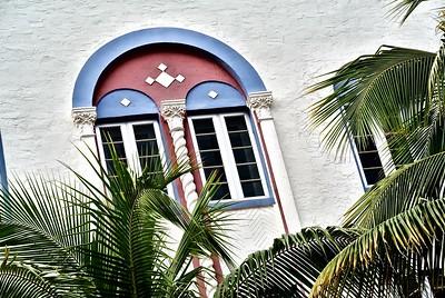 Art Deco, Ocean Drive, Miami