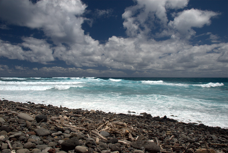 Waihee coastline