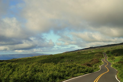 Upcountry Maui - the windy back road to Hana