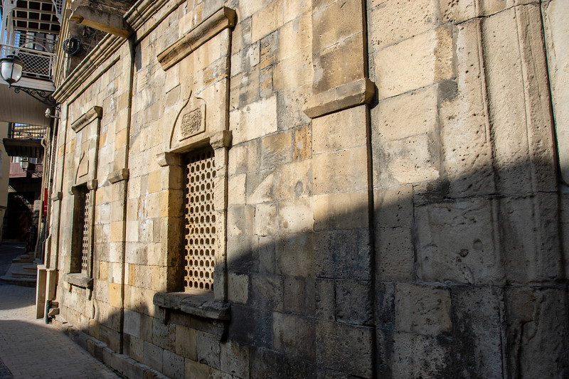 Old city of Baku, Azerbeijan (an Unesco World Heritage Site)