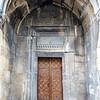 Old door of a house inside the old city of Baku, Azerbeijan (Unesco World Heritage Site)