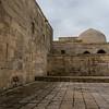 Exterior of Shirvanshah's Palace in the old city of Baku, Azerbeijan