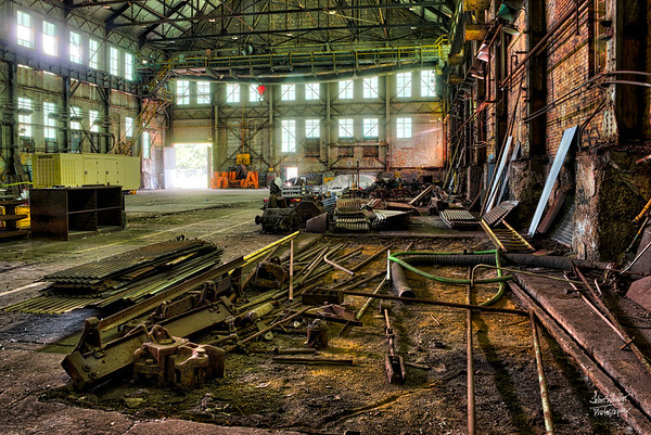 Carrie Furnace Blowing Engine House - Image 3
