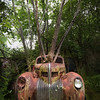 Wood-Burning Chrysler