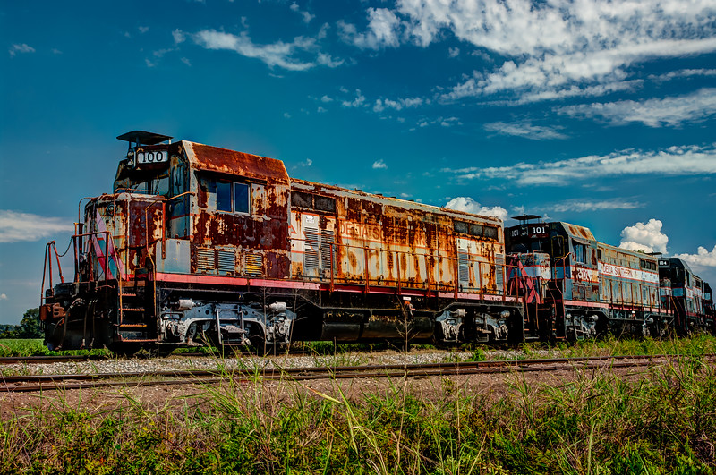 Rusted Engines