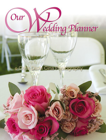 Our Wedding Planner, a 72 page glossy magazine
