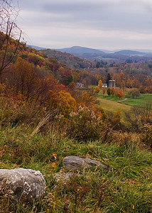 Autumn in Amenia