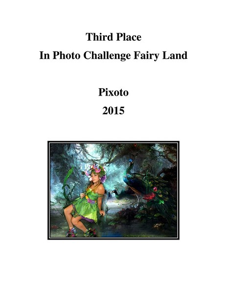 Fairy Land Award