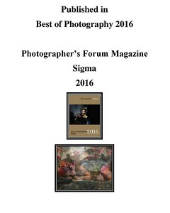 Published in the Best Photography Book