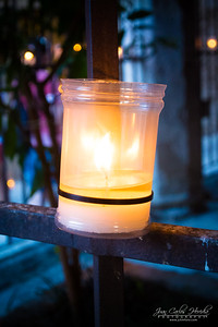 Night candles