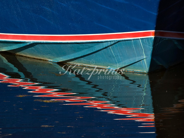 A shot from the Boat Reflection series