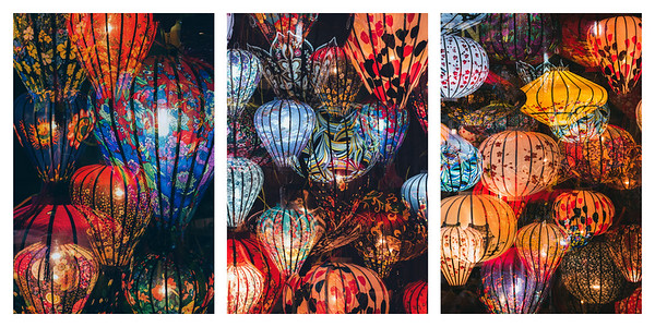 A Sea of Lanterns