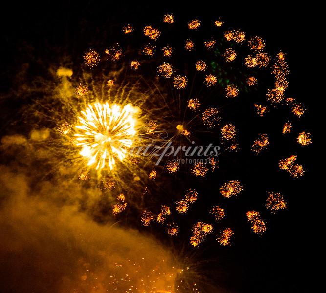 Fireworks Yellow