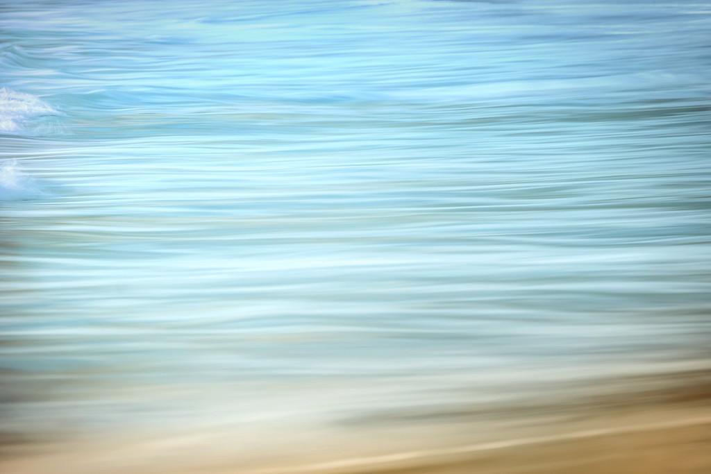 In Between A Wave
