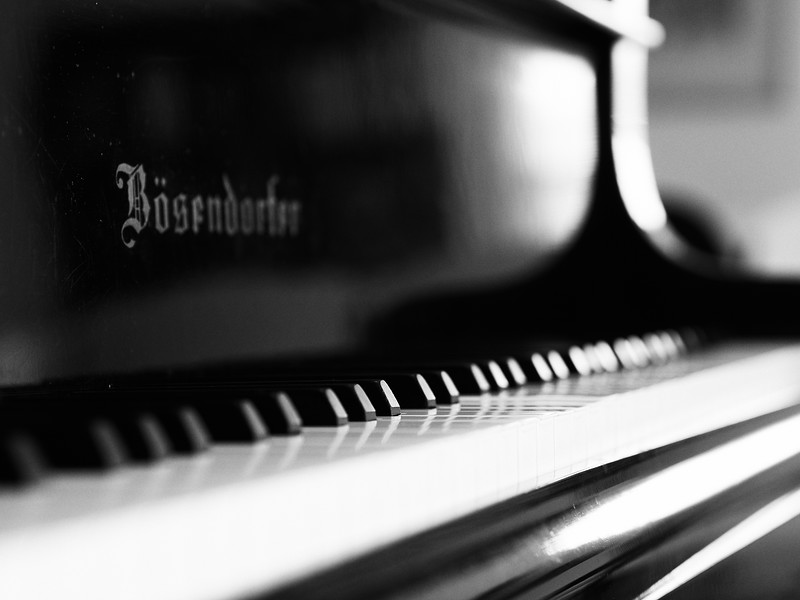 Bosendorfer Abstract, Adam's Music House - Austin, Texas