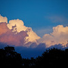 Abstract SoCo Clouds #1 - Austin, Texas