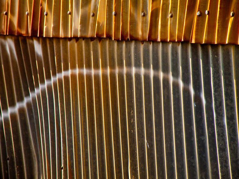Corrugated Wall 12