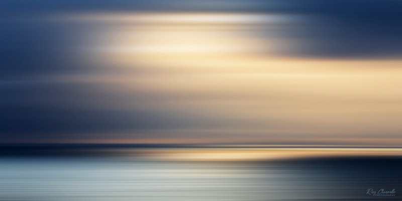 Iceland Seascape Abstract