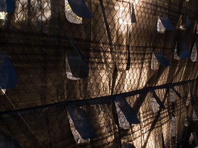 Abstract Fencing 08