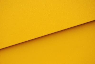 gelbe Oberfläche