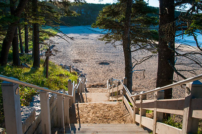 Down to Sand Beach