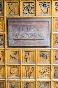 Thuya Garden Gate