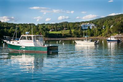 The Asticou, Northeast Harbor