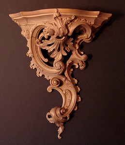 English style wall bracket