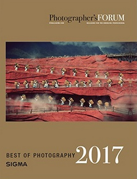 Best of Photography Book 2017 by Sigma & Photography Magazine