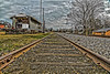 Ackerman Train Depot