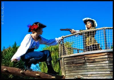 Pirates at Gunpoint