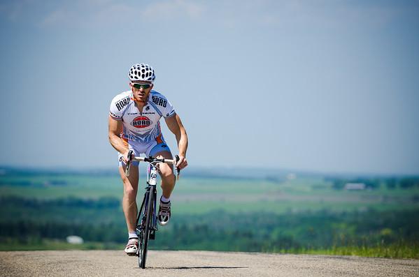 Random Road Racer at Alberta Provincial Championships in Maden