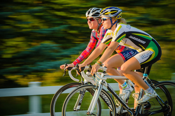 Random Cyclists