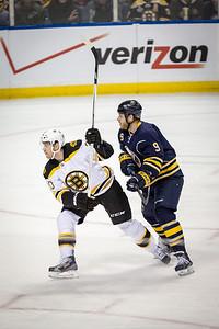 Buffalo Sabres vs. Boston Bruins