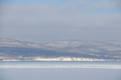 TDLG  la traversée de la Gaspésie  ski de fond