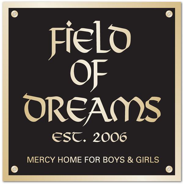 Mercy Home Exterior Signage